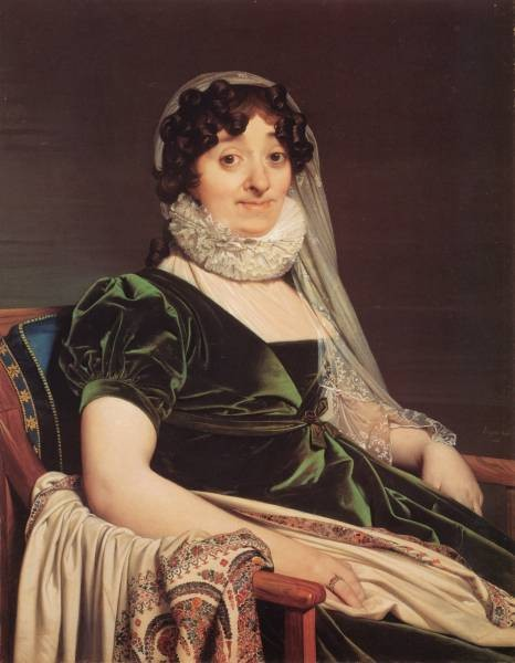 Ingres Comtess de Tournon